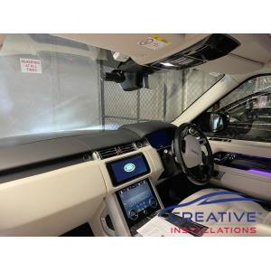 Range Rover BlackVue Dash Cameras