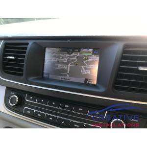 Colorado In-Car GPS Navigation System