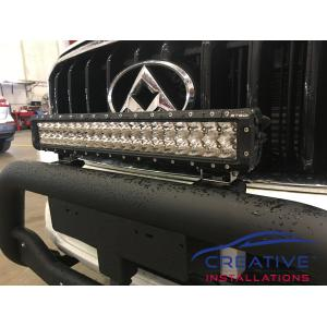 LDV T60 STEDI LED Light Bar