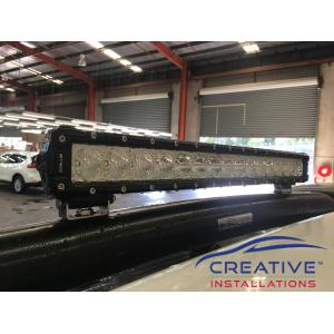T60 Trailrider STEDI LED Light Bar