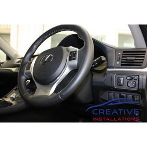 CT200h Front Parking Sensors