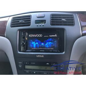 ES300 Kenwood GPS Navigation System