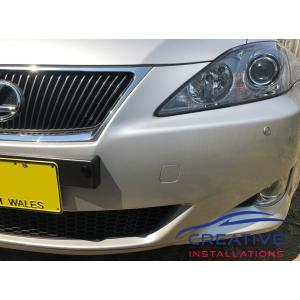 Lexus Front Parking Sensors