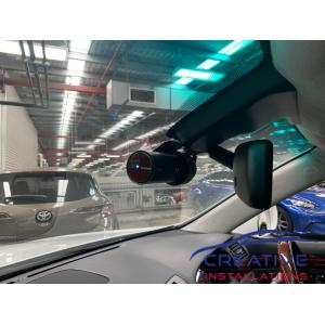 LS 460 BlackVue DR750S-2CH Dash Cameras