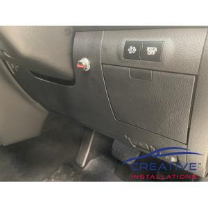LX450d Electric Brakes