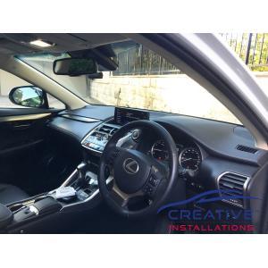 Lexus NX300 Dash Cameras
