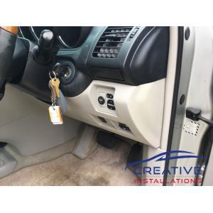 RX330 Parking Sensors