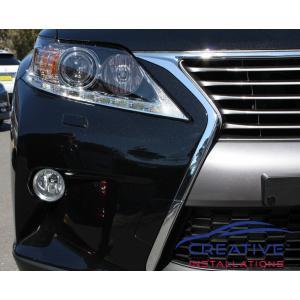 RX 270 Front Parking Sensors