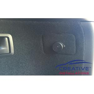 RX 350 Reverse Parking Sensors