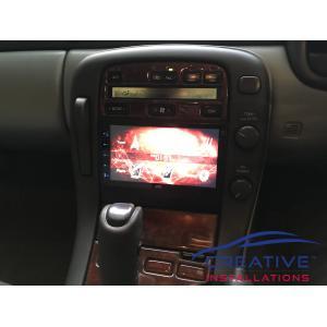 SC300 JVC Car Stereo