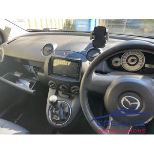 Mazda2 Kenwood DMX5020S Head Unit