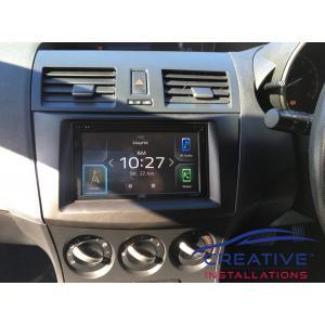 Mazda3 Car Radio