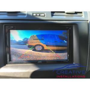 Mazda3 Reversing Camera