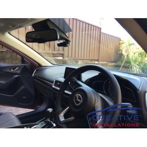 Mazda3 BlackVue DR750S-2CH Dash Cameras