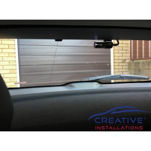 Mazda3 BlackVue Dash Cameras Sydney