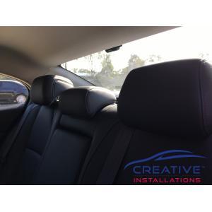 Mazda3 BlackVue DR750S Dash Cams