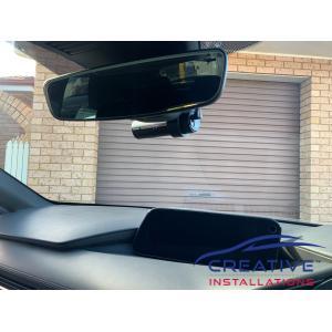 Mazda3 BlackVue DR900S Dash Cameras