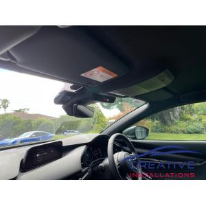 Mazda3 SG9663DCPRO+ Dash Cams