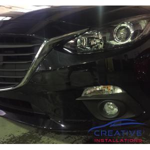 Mazda3 Parking Sensors