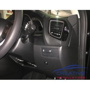 Mazda3 Front Sensors