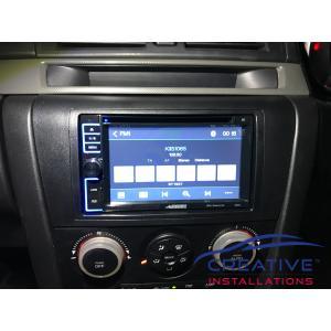 Mazda3 Infotainment System