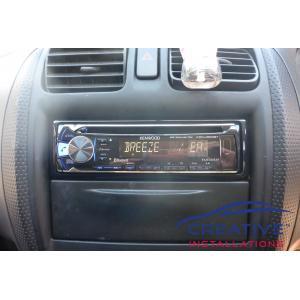 Mazda Car Stereo