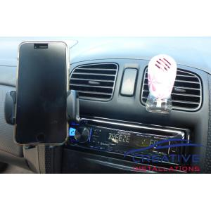 Mazda 3 Car Smartphone Cradle