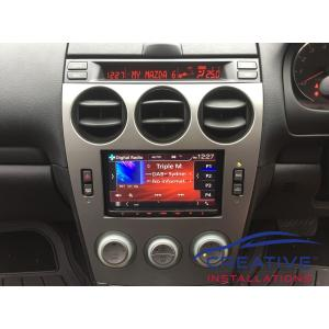Mazda6 Infotainment System