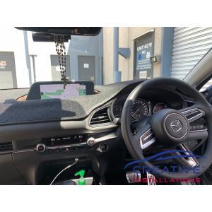 CX30 BlackVue DR900X Dash Cams