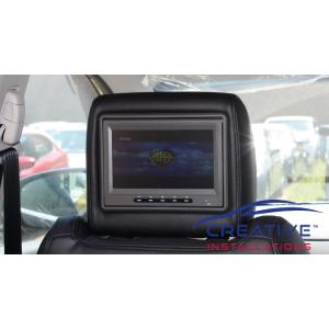 CX-9 Headrest DVD Players