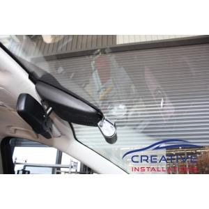CX-9 THINKWARE Dash Camera