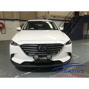CX9 Elite 140 Driving Lights