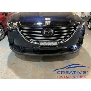 CX9 STEDI Light Bar