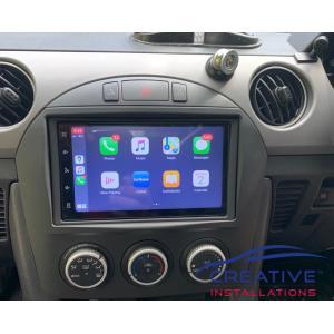 MX5 Apple CarPlay