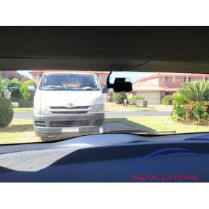 AMG A45 eCELL Dash Cams