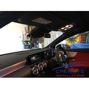 AMG A45 Garmin Dash Cam Mini