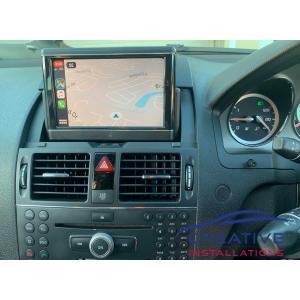 C63 Apple CarPlay Upgrade