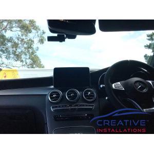 GLC63S Dash Cameras