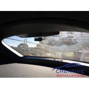 GLE63S BlackVue DR900S Dash Cameras