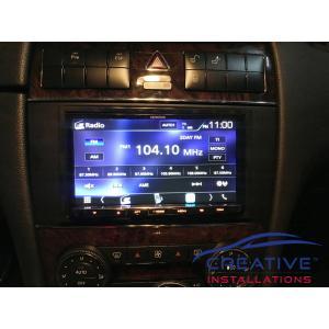 CLK280 Car Radio