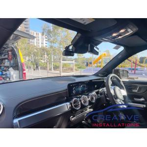 GLB35 AMG IROAD X5 Dash Cameras