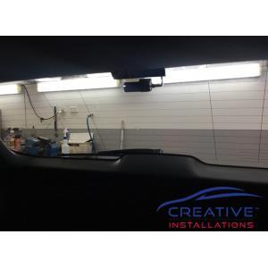 GLC250 Dash Cams Installation Sydney
