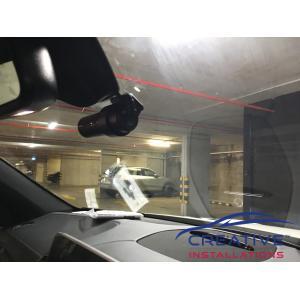GLE400 BlackVue Dash Cameras