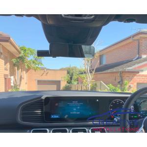 GLE450 BlackVue Dash Cameras