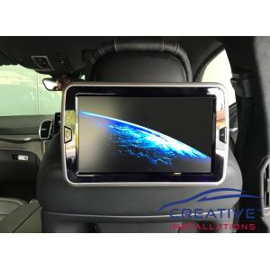 GLE63 Car DVD Players