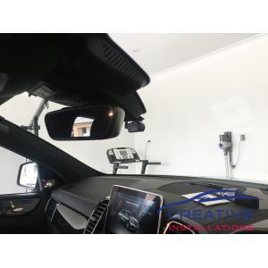 GLE63 Dash Cameras