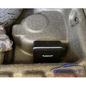 GLE63S BlackVue Battery Pack Dash Cams