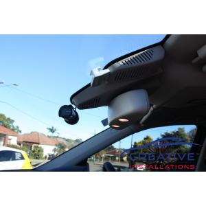GLE 350d Dash Cameras BlackVue