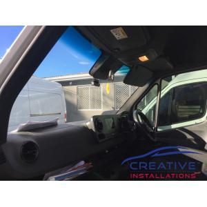 Sprinter IROAD X5 Dash Cameras