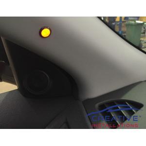 ASX Blind Spot Sensors